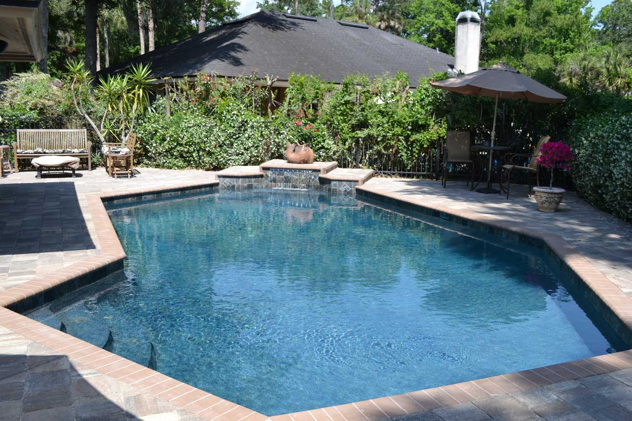 1 jacksonville pool contractor northeast florida pool for Pool design jacksonville fl